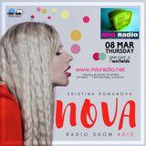 Nova radio show #010