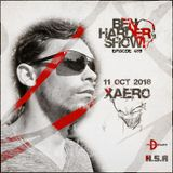 Ben Harder Show E489 Featuring XAERO On HardSoundRadio-HSR