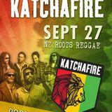 Katchafire - 9-27-2014 Blue Lake Casino, Blue Lake, CA (Humboldt County)