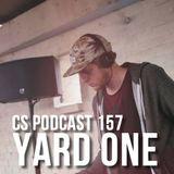 CS Podcast 157 - Yard One