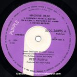 Deep Purple: Machine Head. SLDC-36895 (TPSA-7504). Odeón. 1974. Chile
