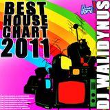 WK - BEST HOUSE CHART 2011