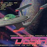 DJ Rap Desire 'Startrekking' 11th May 1996