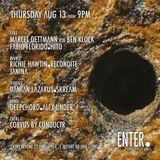 Marcel Dettmann B2B Ben Klock - Live At ENTER.Sake, Week 7, Space (Ibiza) - 13-Aug-2015