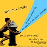 Boolimix Radio Show - 11 avril 2012