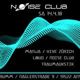 traumaKUSTIK @ Noise Club @ Speckdrumm 15.04.2018