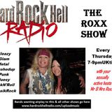 The ROXX Show at Hard Rock Hell Radio 17th Aug NEW The Idol Dead The Quireboys Ace Frehley