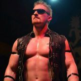 """""""Iron Demon"""" Shane Mercer"""