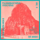 A NEW WRONG ORDER Vol.II / ERROR 999 by Pseudobruitismus Africamus