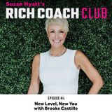 RCC 4:  New Level, New You with Brooke Castillo