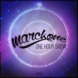 Marckone - One Hour Show #004