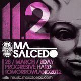 11.2 BestTomorroland'12 by ma_Salcedo MAYO2013 ProgressiveHARD 130bpm