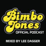 LEE DAGGER OF BIMBO JONES RADIO SHOW MIX 9TH JULY 2013