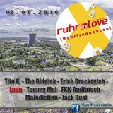 -003- Ruhr in Love 2016 - LAUA - D´n´D Stream (Ruhrfrequenzen Techno Podcast)