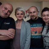 Jubileusz Polskej Tygodniówki NEAR FM - A. Zwolinska - K. Sudak - R. Zurek - N. Walicki
