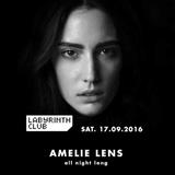 Amélie Lens (all night long) at Labyrinth Club (Hasselt - Belgium) - 17 September 2016