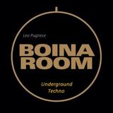 Underground Techno BOINA ROOM Edition Mixed By Leo Pugliese @BCN 16_03_2014