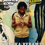 Green Lion Reggae Show- Reggae Revival with Kabaka Pyramid on Big Up Radio