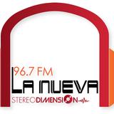 Dani Eldas @ La Nueva 96.7FM, Comayagua, HN, 2.Sept.2016