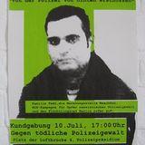 Radio F: Gerechtigkeit fuer Hussam Fadl (Kurzbericht)