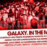 Radio Galaxy Bamberg In The Mix mit Val de Mossa On Air Cut 30 min. 19.10.12