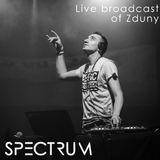 Spectrum - Live broadcast of Zduny (26-27.06.2016)