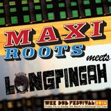 DCR Podcast #1 - MAXIROOTS meets LONGFINGAH Live at Wee Dub Festival 2014