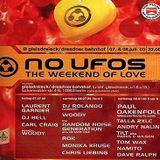 Laurent Garnier @ No Ufos The Weekend Of Love - Gleisdreieck Dresdner Bahnhof Berlin - 07.07.2000