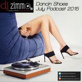 Dancin Shoes (DJ Zimmo Mix July 2015)