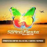SpringFiestaDJ Comp Mix: Real Kue Soul // Sandton // Deephouse