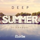Deep Summer Afterhours - Downtempo House Mix 2013