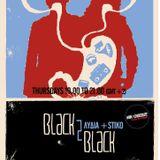 Black 2 Black (Stiko & Lydia) / radio show on Milk'n'Chocolate 05/03/2015