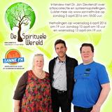 Interview Dokter Jan Devriendt | De Spirituele Wereld | 03-04-2016