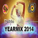 PeeTee Yearmix 2014 - Electro & House Club Mix