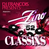 zino 52 mixed by dj francois