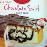 The Big G's Chocolate Swirl - Cakemix 010 - 01-07-2015