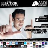 Electrik Playground 23/1/16 inc. Laidback Luke Guest Session