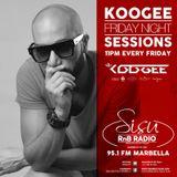 DJ KOOGEE on SISU RNB RADIO 11PM FRIDAY LATE NIGHT SHOW
