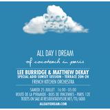 Matthew Dekay - Live At All Day I Dream Showcase, Cocobeach (Paris) - 25-Jul-2015
