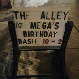 DJ Mega Birthday Bash - Live at Center st Alley - Dj Brando, Dj Willow 12-16-2016
