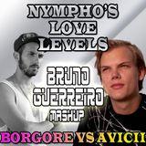 DJ Bruno Guerreiro - Nympho's Love Levels (Mashup)