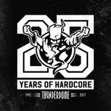 Tha Playah, Nosferatu, Neophyte, Furyan @ Thunderdome 2017 - 25 years of Hardcore
