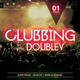 DoubleV - Clubbing 001 (25-07-2014)