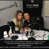 Encasillados. Programa del miércoles 5/7 en iRed.tv Nota con Eduardo Blanco (actor).
