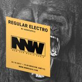 Regular Electro w/ agentapple - 26th October 2017