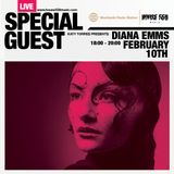 House559Music Radio Live 10.02.19 Sunday Aftertaste Special Guest: Diana Emms
