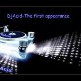 DjAcid-first appearance