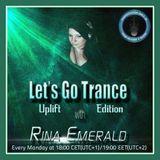 Let's Go Trance (episode 71 Uplift Edition) (21.12.2015)