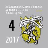 @ X-Fade DJ-Night - 04.04.17 ls Pegman