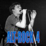 #04 - Alternative Rock: Post-Punk, Shoegaze, Britpop, Goth, New Wave